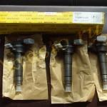 Форсунка топливная EURO(Евро)-3 № 5258744/по Bosch 0445110375 и 0445110376 на Газель с двигателем Cummins ISF2.8