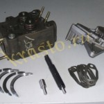 Головка блока цилиндров, форсунка, вкладыши, распылитель, прокладка коллектора Deutz TD 226-B6 для китайской спецтехники Liugong