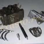 Головка блока цилиндров, форсунка, вкладыши, распылитель, прокладка коллектора Deutz-TD-226-B6 для китайской спецтехники Lonking