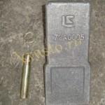 Коронка на фронтальный погрузчик Liugong CLG 862