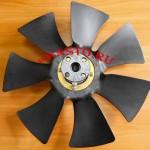 020005181 (020005158) Вентилятор охлаждения с муфтой Газель-Бизнес дв. ISF 2.8