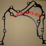 4980605 Прокладка передней крышки Валдай cummins ISF 3,8