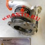 3772249,-3773122,-3773121-Турбокомпрессор-(-турбина-)-Holset-HE211W-двигателя-Cummins-ISF-2.8-Газель-Бизнес-Камминз-