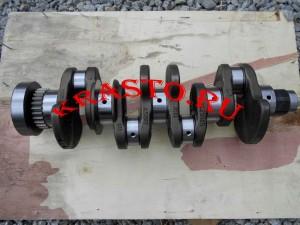 5264231 Коленвал двигателя Cummins ISF 2,8 Газель-Бизнес