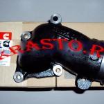 5259411-Патрубок-металлический-выпускного-коллектора-ISF2.8