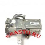 5263165-ЕГР-Охладитель-картерных-выхлопных-газов-Камминз-Cummins-ISF-2,8