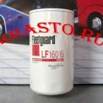 LF16015 фильтр масляный камминз ISBe